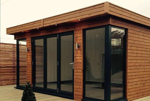 Garden Offices from Tunstall Garden Buildings