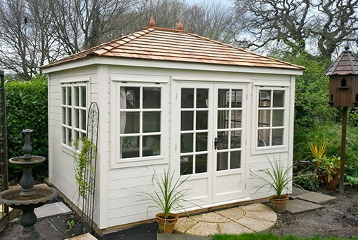 Summerhouses from Tunstall Garden Buildings