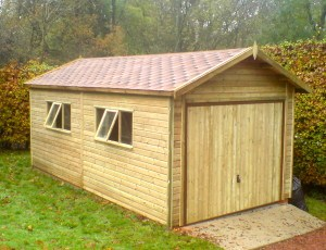 Garages Tunstall Garden Buildings 4
