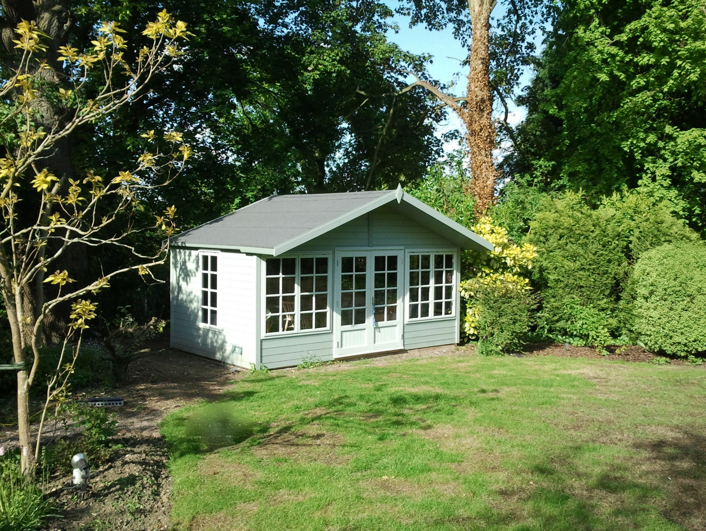 Log Cabin Buildings For Sale