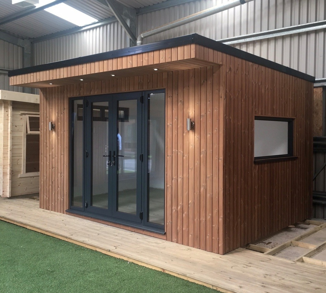 Showroom Tunstall Garden Buildings