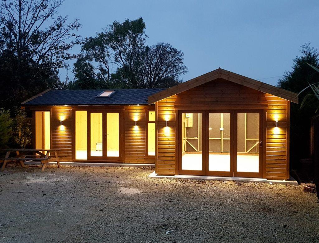 Bespoke Garden Studio Tunstall Garden Buildings 4