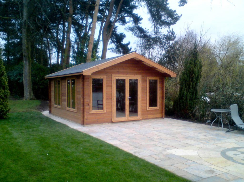arklow x log floor cabins loghouse cabin garden product exterior plan ie category archives