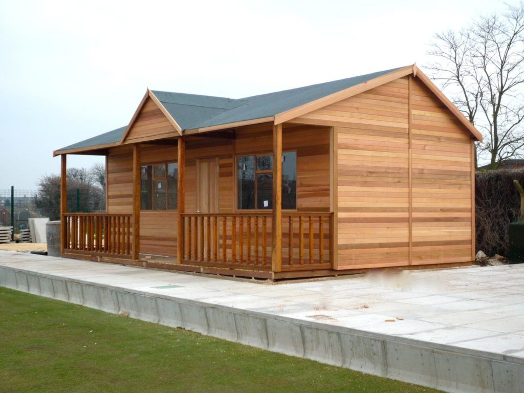 Timber Garden Pavilions Tunstall Garden Buildings