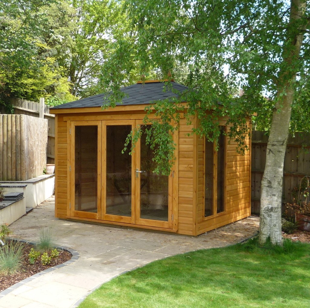 Summerhouses Amp Sunrooms Tunstall Garden Buildings
