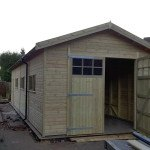 Garages Tunstall Garden Buildings 20
