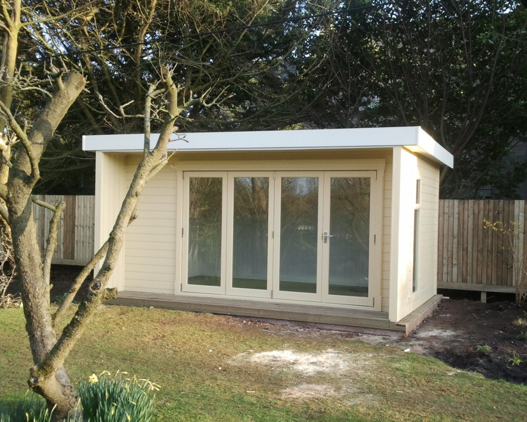 Garden Offices Tunstall Garden Buildings