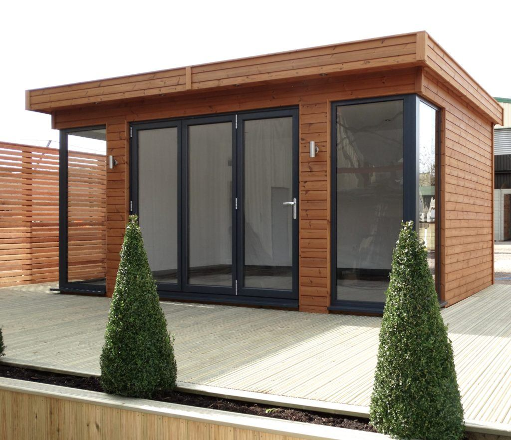 office garden shed. Thermowood Offices Office Garden Shed I